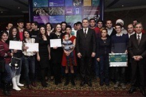 Armenia hosts three tech competitions in December!