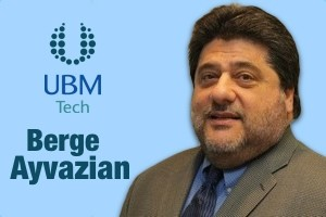 Interview with Berge Ayvazian, UBM Tech, Boston