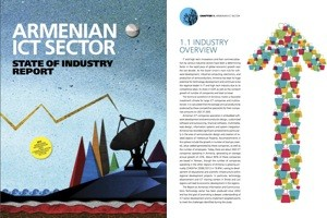 Armenian IT Industry Report 2012 – Growing fast