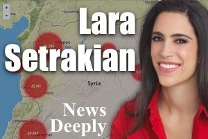 Interview with Lara Setrakian, News Deeply, New York