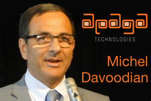 Interview with Michel Davoudian, Apaga Technologies, Gyumri, Armenia