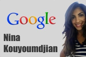 Interview with Nina Kouyoumdjian, Google, San Francisco