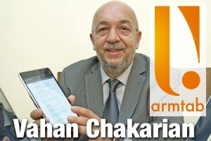 Interview with Vahan Chakarian, ArmTab Techologies