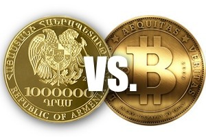 How Armenia can leverage Bitcoins as a e-commerce platform