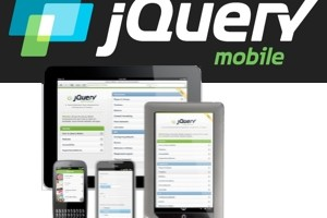 Best Web App Development Software: JQuery Mobile