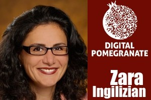 Interview with Zara Ingilizian, Digital Pomegranate Cofounder, New York City